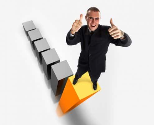 aumentar liderazgo