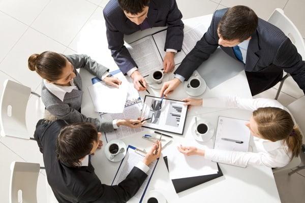 reuniones con éxito